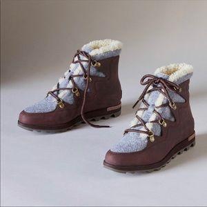 Sorel SeakChic Alpine Boots